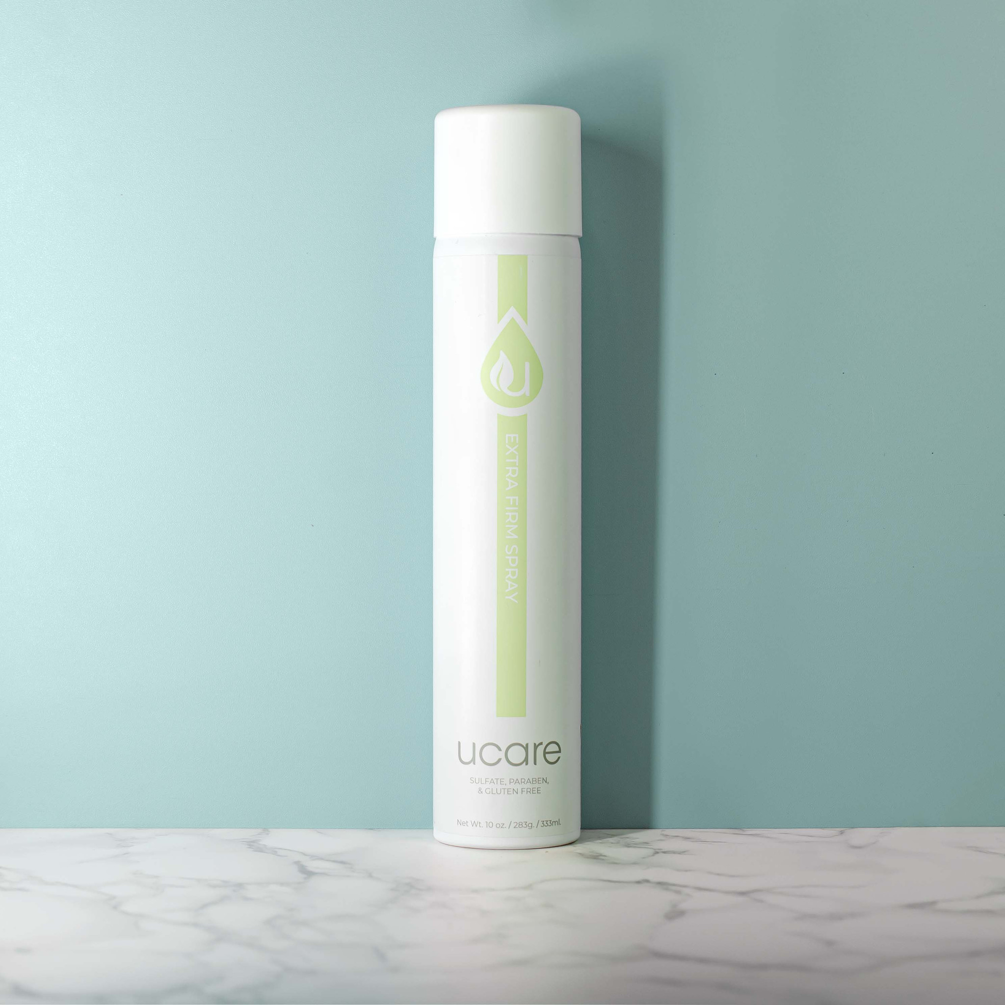 LIMITED EDITION ucare Extra Firm Finishing Spray