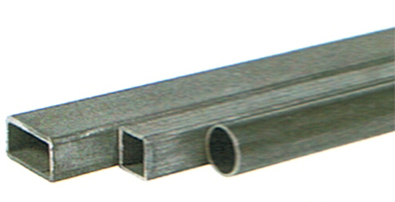 Round Tubing 1-1/4 x .120 DOM 8 Foot Length