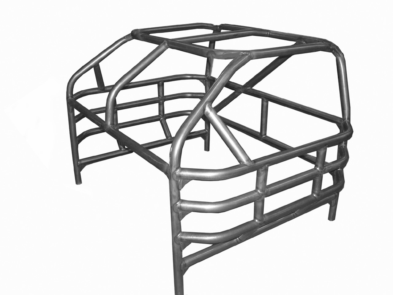 Mid-Size Circle Track Limited Sportsman Roll Cage Kit