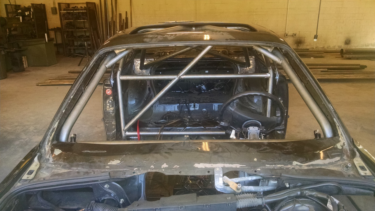 BMW E36 Roll Cage Kit