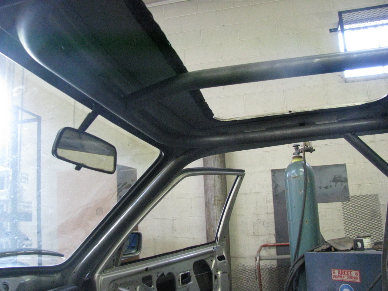 Roof Loop Protection Bar
