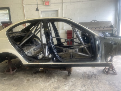 BMW E46 Roll Cage Kit