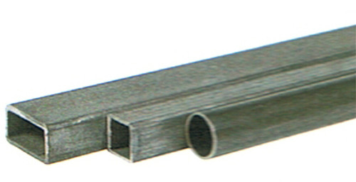 Round Tubing 1-1/4 x .120 DOM 4 Foot Length