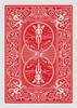 Bicycle standard index, 808, roșu