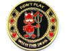 Poker Card Guard - Don't play with the devil