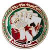 Poker Card Guard - HO HO HOLD'EM