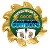 Poker Card Guard - Spinner Cowboys KK