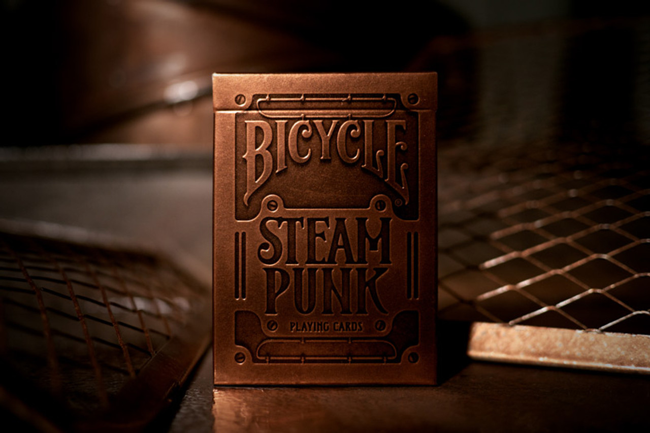 Carti Bicycle Steampunk