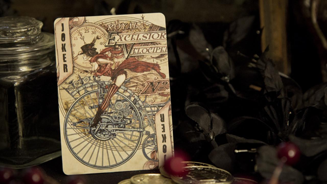 Bicycle Alchemy England 2