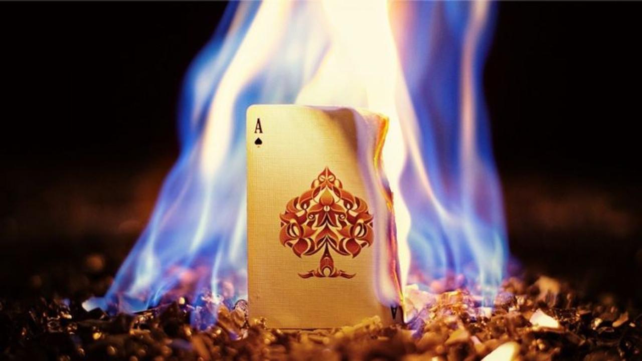 Carti de joc Ignite