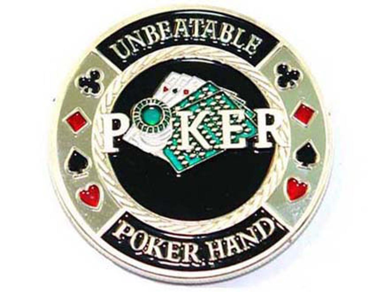 Poker Card Guard - POKER HAND - Cea mai buna mana !!