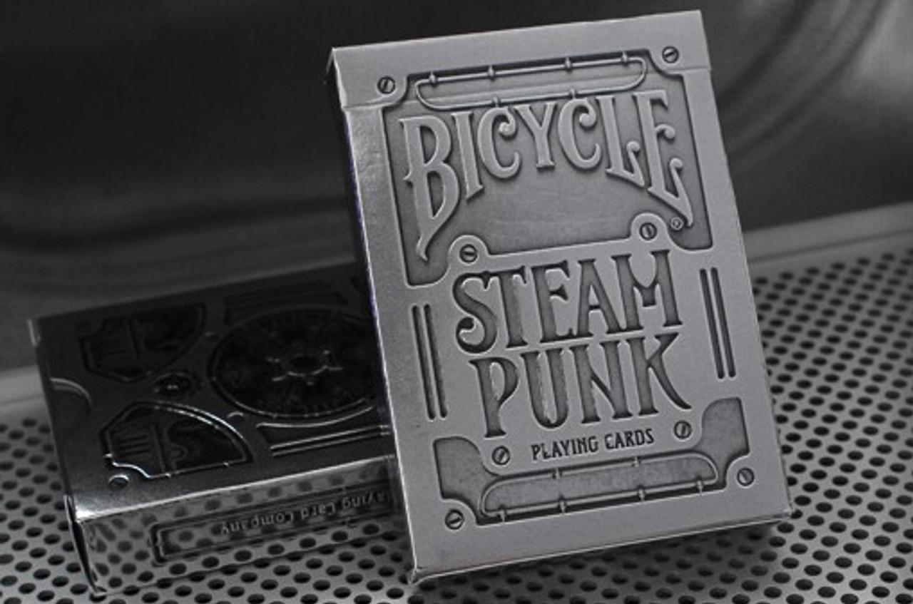 Carti Bicycle Steampunk Silver