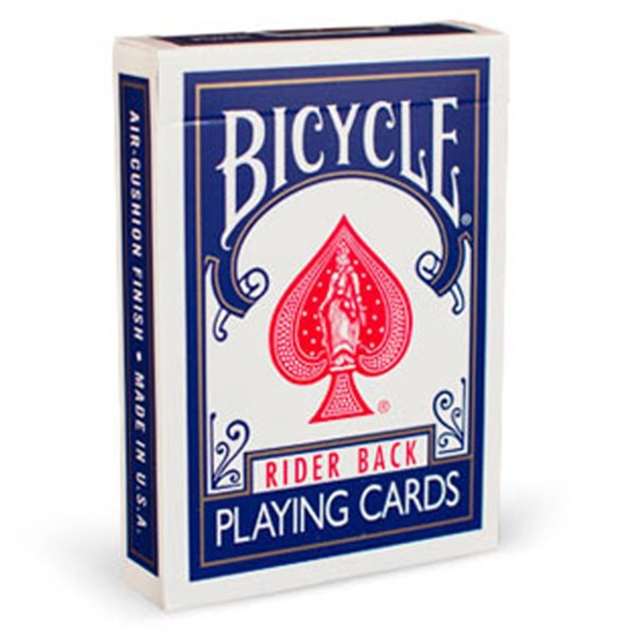 Bicycle Rider Back, 807, albastru