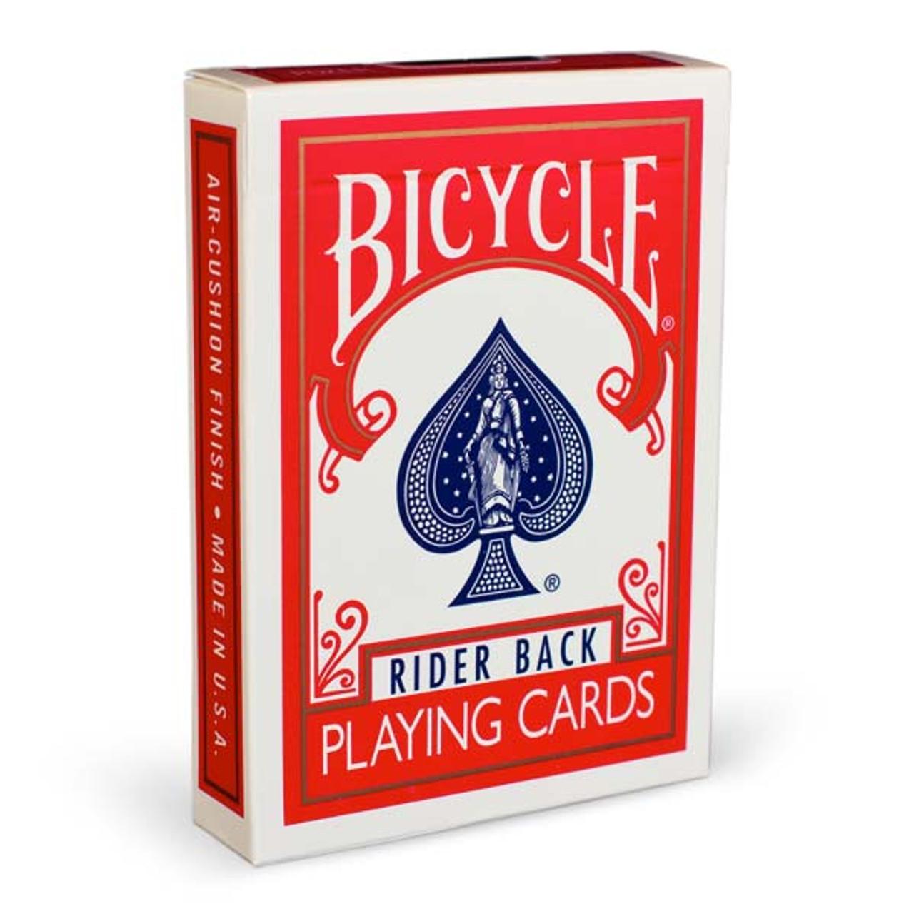 Bicycle Rider Back, 807, roșu