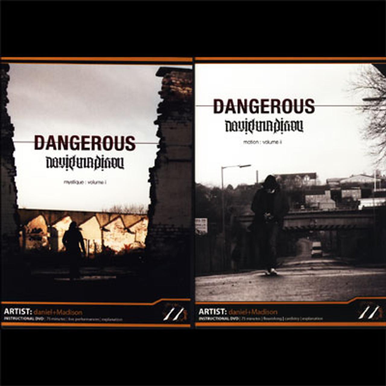 Dvd - Dangerous David Madison