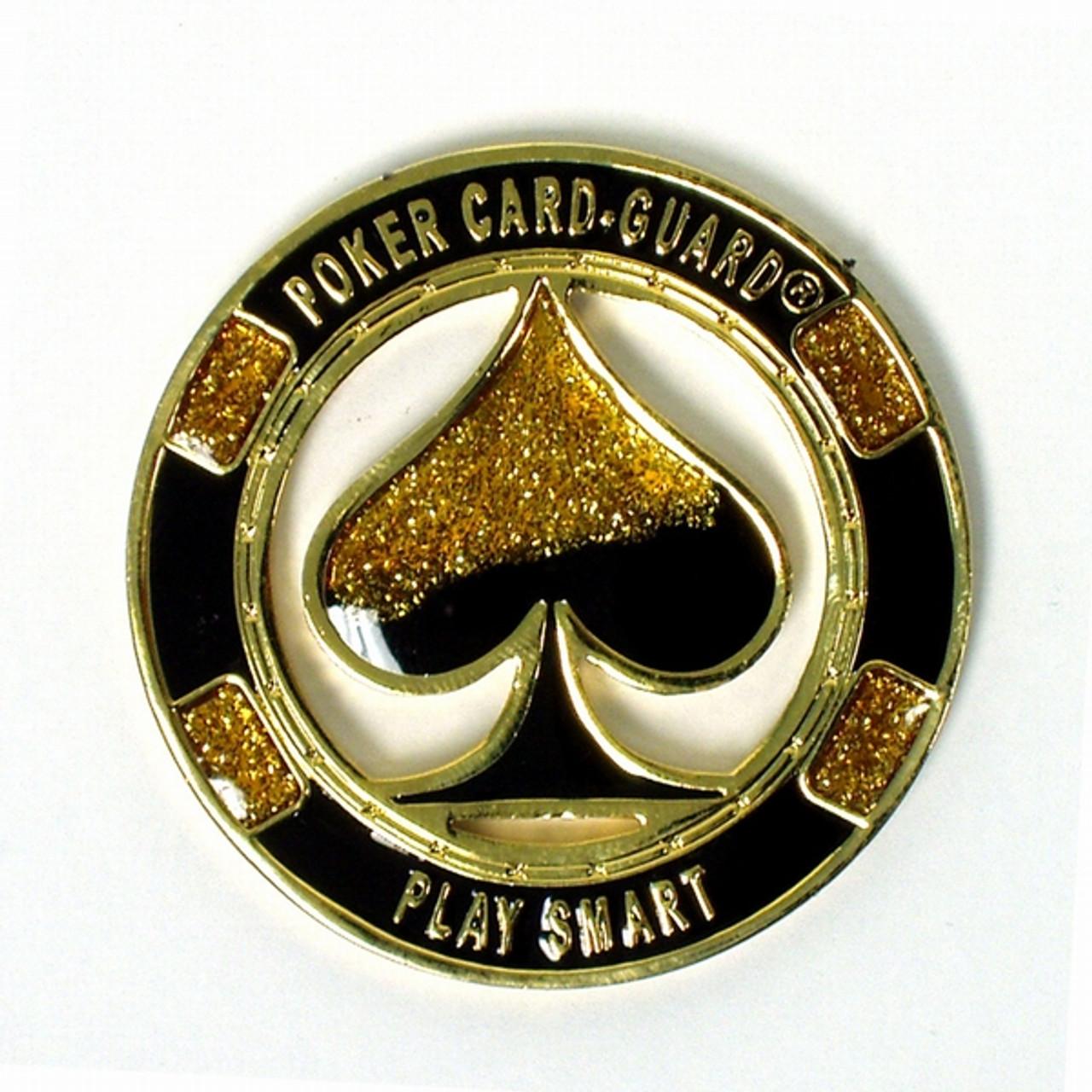 Poker Card Guard - PLAY SMART