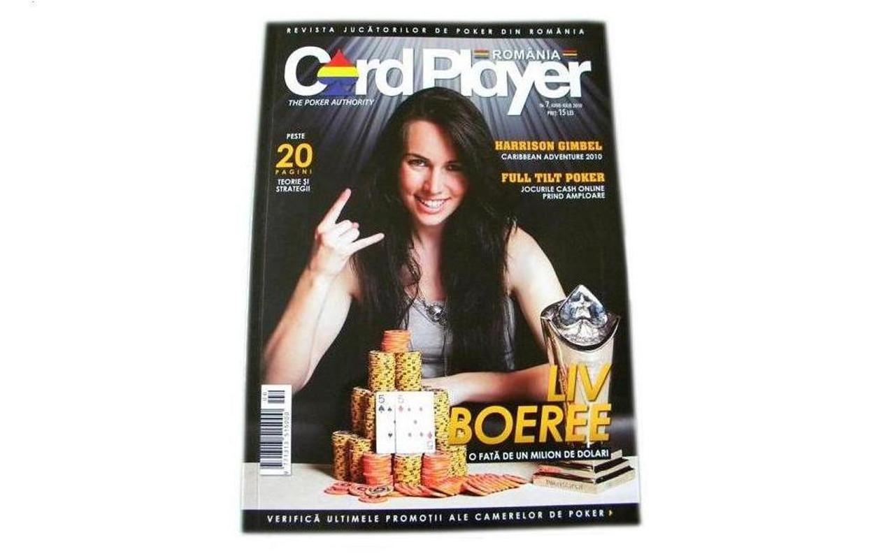 Card Player Magazine Romania nr.7 Revista iunie-iulie 2010