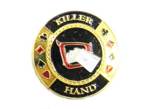 Poker Card Guard - KILLER HAND