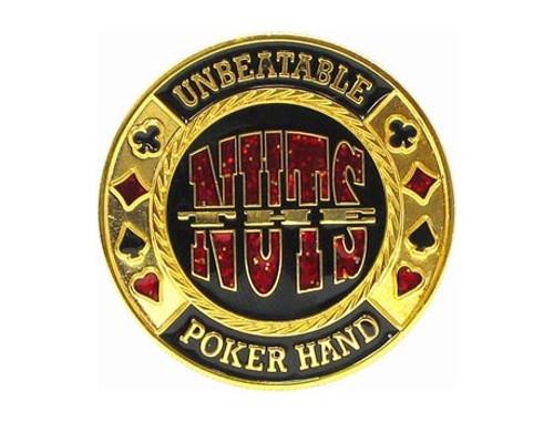 Poker Card Guard - NUTS - Cea mai bună mână !!