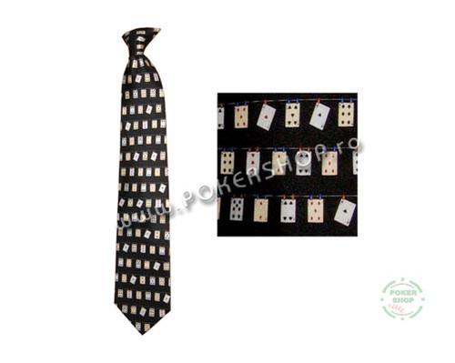 Cravata Hanging Playing Cards