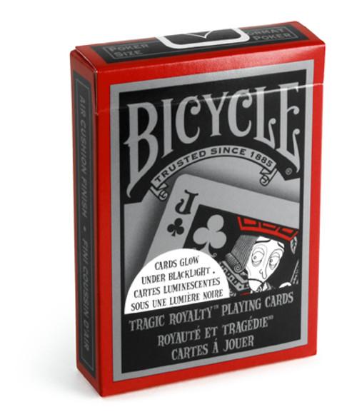 Carti de joc Bicycle Tragic Royalty