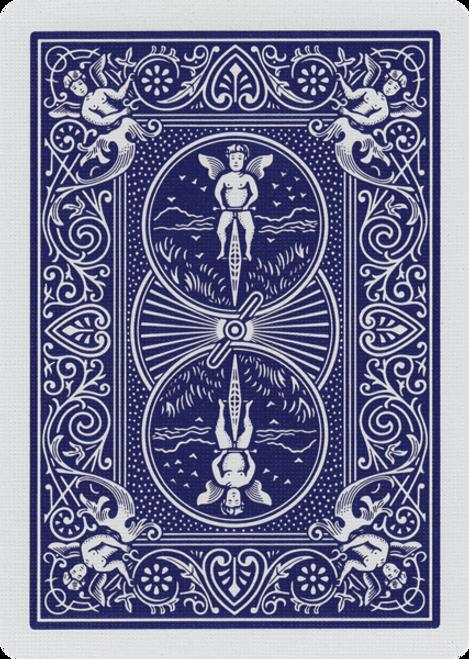 Bicycle standard index, 808, albastru