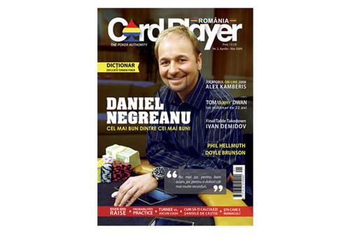 Revista Card Player Romania nr.2 Card Player Magazine Aprilie-Mai 2009