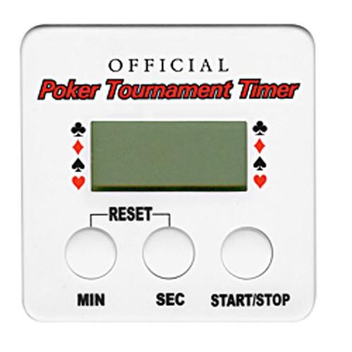 Cronometru pentru turneele de poker si sng-uri - Poker Tournament Timer