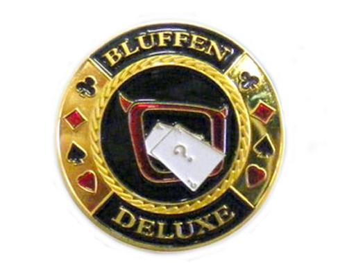 Poker Card Guard - BLUFF