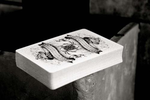 Carti pentru trucuri Arcane White