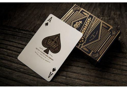 Carti de joc Monarchs