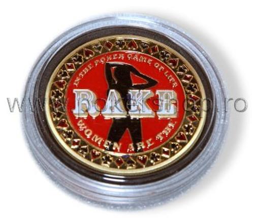 Poker Card Guard - Rake