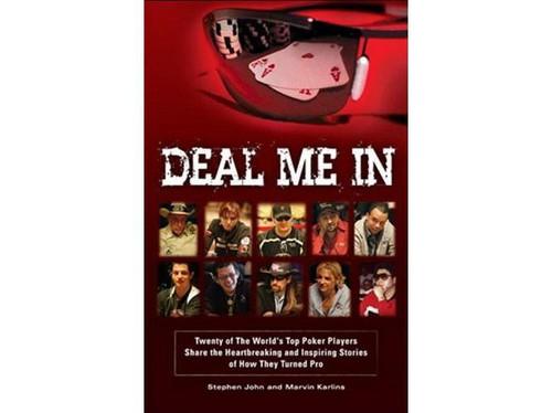 Deal Me In - Carte despre poker in limba engleza