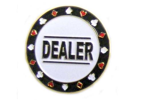 Poker Card Guard - DEALER