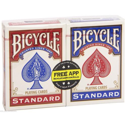 BICYCLE STANDARD - model RIDER BACK - set de 2 pachete