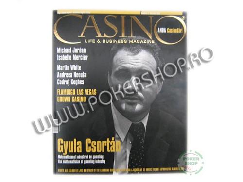 CASINO LIFE & BUSINESS MAGAZINE Numarul 12. Mai-Iunie 2009