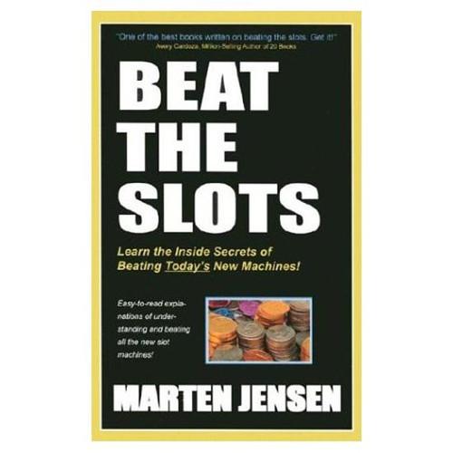 BEAT THE SLOTS de Marten Jensen
