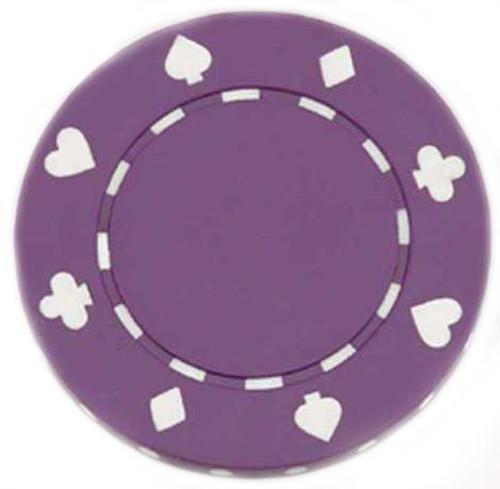 Set 25 Jetoane poker model suited mov
