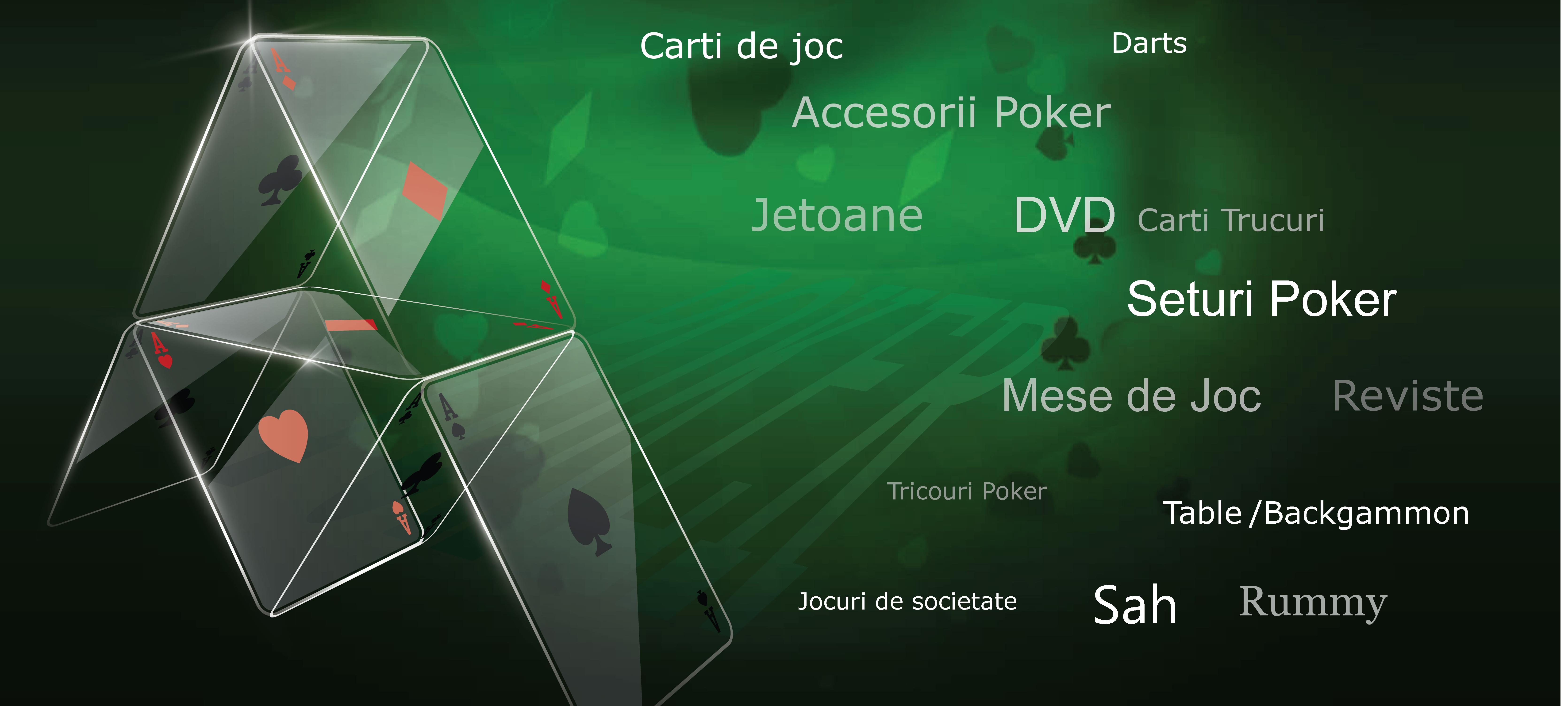 Carti de joc-iluzionism-seturi de poker