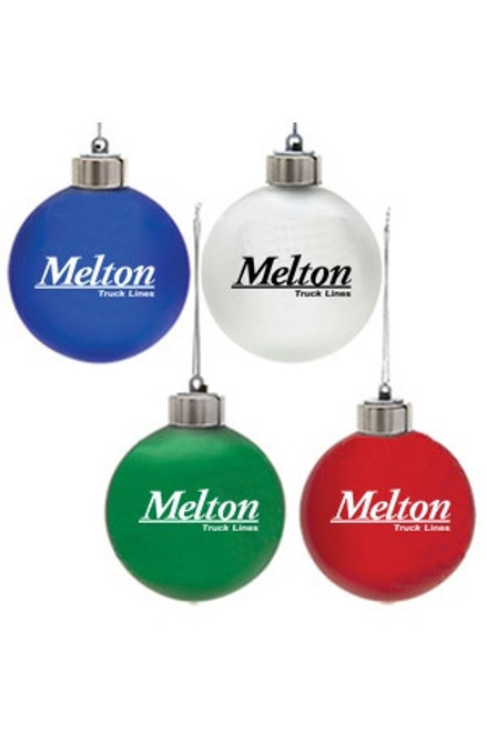 SALE-Melton Light-up Christmas Ornaments