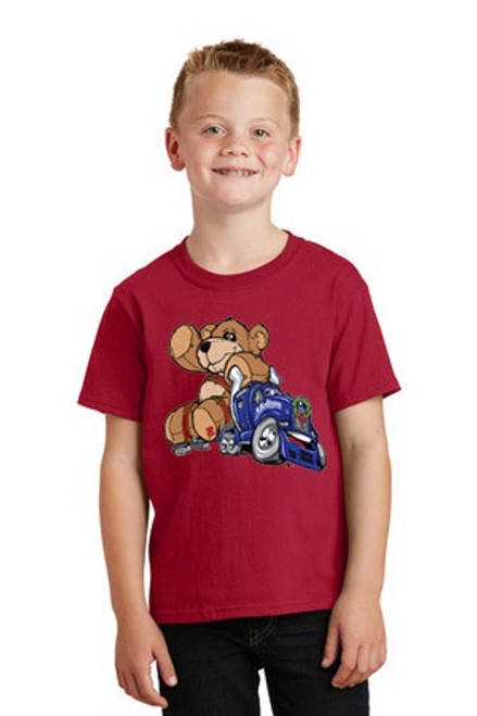 SALE - Red Youth Christmas T-Shirt