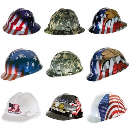 Freedom Series Hard Hats