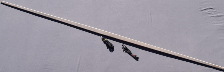 "72"" Floor-Tillered English Longbow Stave"
