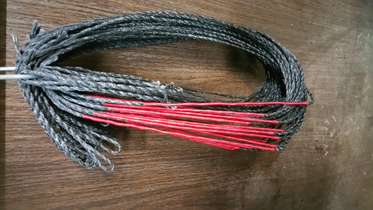Finished Bowstrings