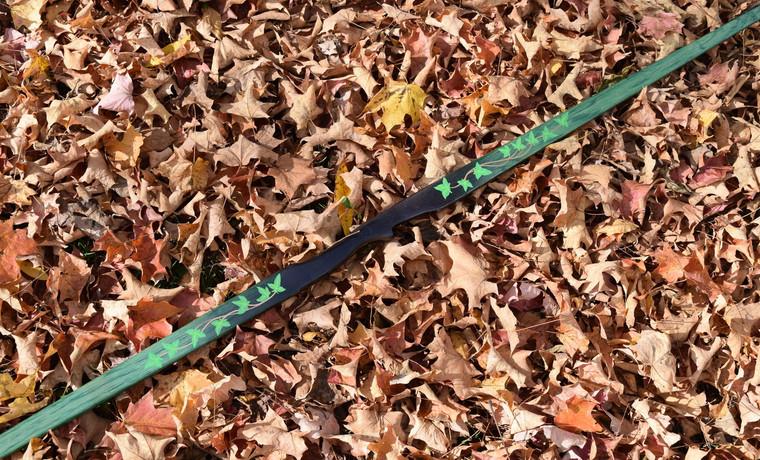 Greenleaf longbow