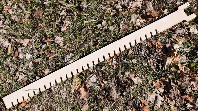 Tillering stick