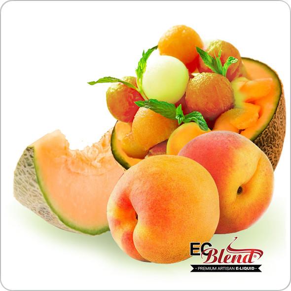 Peach Cantaloupe Vape Juice