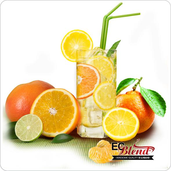 Crazy Citrus Cooler - eLiquid Flavor