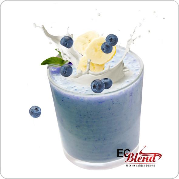 Dragon's Choice: Blueberry Banana - Premium Artisan E-Liquid | ECBlend Flavors