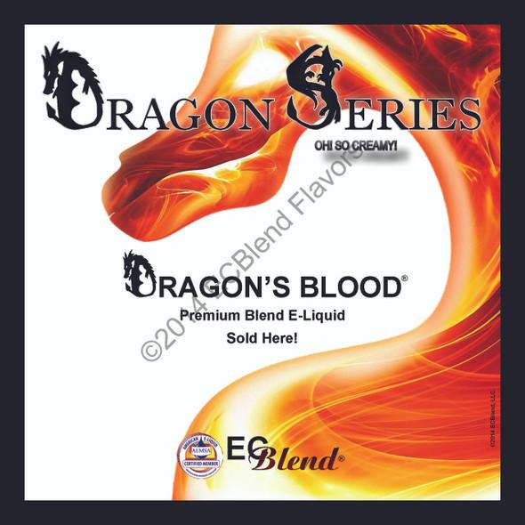 ECBlend Dragon Series Window Decal